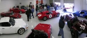 Greg Whittons multi-million dollar garage