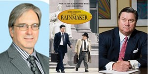 What do Billionaire Greg Whitten and Great-West Assurance have to do with the movie What do Billionaire Greg Whitten and Great-West Financial have to do with the movie The RainmakerThe Rainmaker